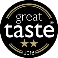 Great taste 2 gold stars 2018
