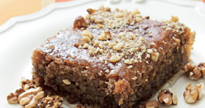 Best Date And Walnut Cake Recipe