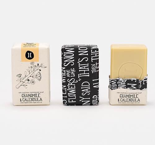 Olive Oil Soap Chamomile & Calendula