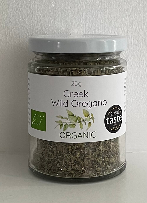 Organic Greek Oregano
