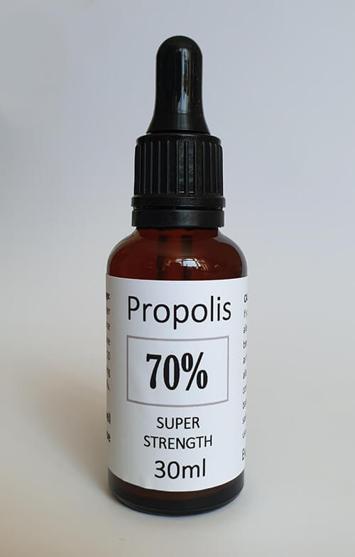 Propolis Tincture | Natural Antibiotic
